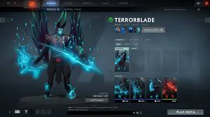 dota 2 terrorblade gameplay demo youtube