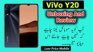 Vivo Y20 2021 Unboxing & Review ...