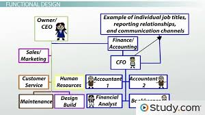 Types Of Traditional Organizational Designs Simple Functional Divisional Designs