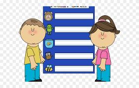 Graph Clipart School Pocket Chart Center Clipart Png