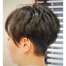 刈り上げと後ろ滝川クリステルの髪型 Hair Qrilヘア クリルの