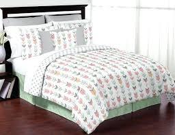 king size arrow bedding mod arrow gray c mint comforter set 3 piece full queen intended king size arrow bedding