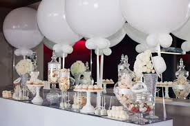 How To Throw A Chic All White Party Brit Co