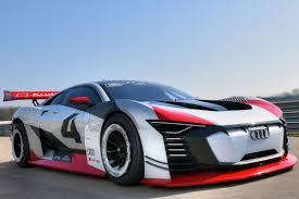 audi s 815 horsepower e tron concept is a video game car e to life