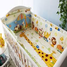 circus animal baby bedding crib set