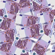 500 euro winnen