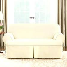 sure fit t cushion sofa slipcover oversized sofa slipcovers living room furniture living fit t cushion