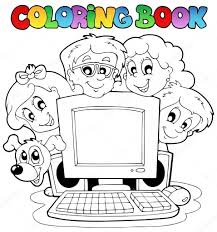 Coloring Book Computerl L Duilawyerlosangeles