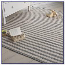 grey striped rug uk