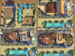 Small Picture Capri Caf House Sims 4 Houses