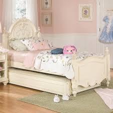Lea Industries Jessica McClintock Romance TwinSize Metal  Wood - Bobs furniture milford ct