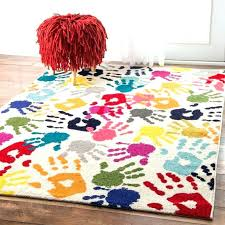 pink area rug for nursery rugs boy light