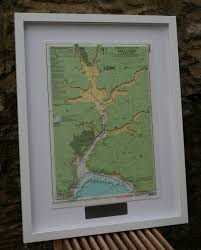 Salcombe Harbour Chart Pin On 3d Charts And Maps