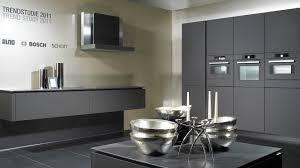 Innovative Kitchen Appliances Alno Bosch Domestic Appliances And Schott Present Kitchen