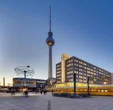 Mein Wohnzimmer: Eine Liebeserklärung an den Berliner Alexanderplatz - WELT
