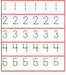 1 10 math worksheets