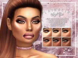 Angel Glow Highlighter by alaina-lina - The Sims 4 Download - SimsDomination