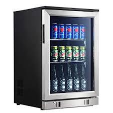advanics 88 liter drinks fridge cooler