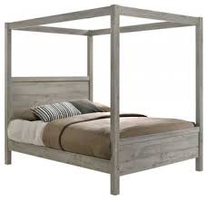 Bunbury Canopy Bed - Farmhouse - Canopy Beds - by Pilaster Designs