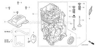 honda gc160 parts list and diagram type qhaj vin gcah 1000001 click to expand