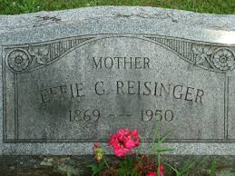 Effie Gardner Reisinger (1869-1950) - Find A Grave Memorial
