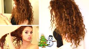 Dry Curls Hair Style my curly hair routine for dry hair youtube 6358 by wearticles.com