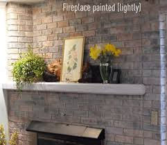 large size of fireplacepainted how to paint brick fireplace look like stone painting bricks is easy