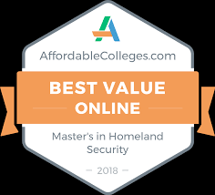 11 Affordable Online Master S Degrees In Homeland Security