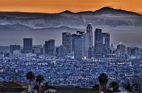 Los Angeles the City of Angels
