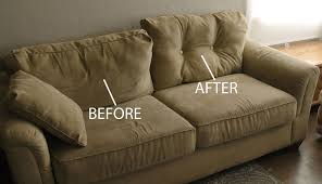 picture of 1 fix for saggy couch cushions