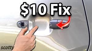 scottykilmer carrepair cars broken car door handle48 handle