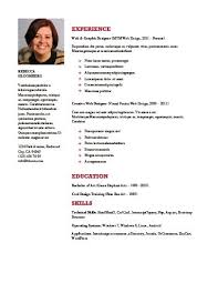Simple Resume Format Beauteous Simple Resume Templates [28 Examples Free Download]