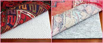 rug on rug pad rug pad rug pads friendly non slip made in carpet under rug rug on rug pad 1 rated carpet