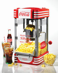rkp630coke coca cola® 2 5 oz kettle popcorn maker nostalgia product details
