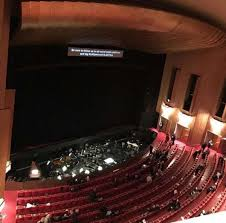 Dorothy Chandler Pavilion Section Balcony A