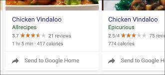 So Verschicken Sie Die Rezepte Zu Hause Google Die Für Die Schritt
