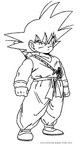 Small Picture 15 best Coloring Pages images on Pinterest Dragon ball z Adult