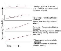 Multiple Sclerosis Chart Multiple Sclerosis Multiple Sclerosis Cellular Component