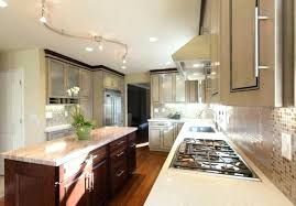 track lighting in the kitchen. Delighful Track Kitchen Track Lighting Led Light Stylish  Modern Stunning   Throughout Track Lighting In The Kitchen