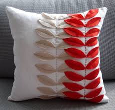 Handmade Pillow Cover Ideas