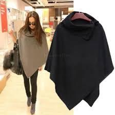 Korean Poncho Coats Online