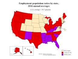 employment and unemployment njfac Local Area Unemployment Statistics Map bls unemployment maps by state, metro area, county, bureau of labor statistics local area unemployment statistics map