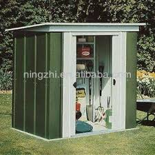 china yardmaster sliding door apex metal shed garden shed with size 6 x 4