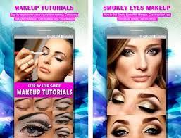 technosys makeuptutorials about this app