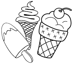 Get your free printable food coloring pages at allkidsnetwork.com. 15 Favorite Food Coloring Pages To Keep Little Ones Busy Mitraland