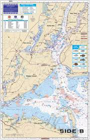 Raritan Bay And Jamaica Bay Nautical Chart