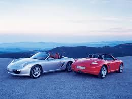 2005 Porsche Boxster & Boxster S - Mountains - 1280x960 Wallpaper