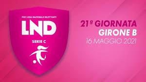 Il 16 maggio in campo solo il Girone B, le sfide della ventunesima giornata  - Italia