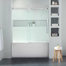 ove decors sedona 59 in w x 59 in h bathtub door