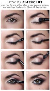 how to give a clic lift to your eyes to look ier stress free best of home and garden eye makeup eye makeup tipakeup